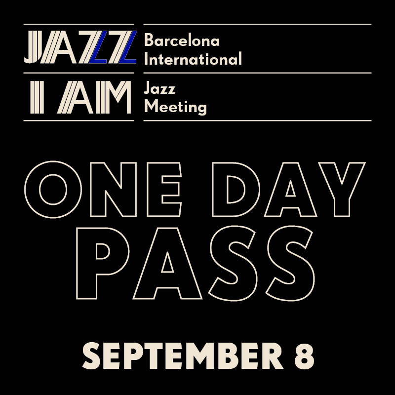 ONE DAY PASS This pass is individual and allows you free access to all activities onSEPTEMBER 8