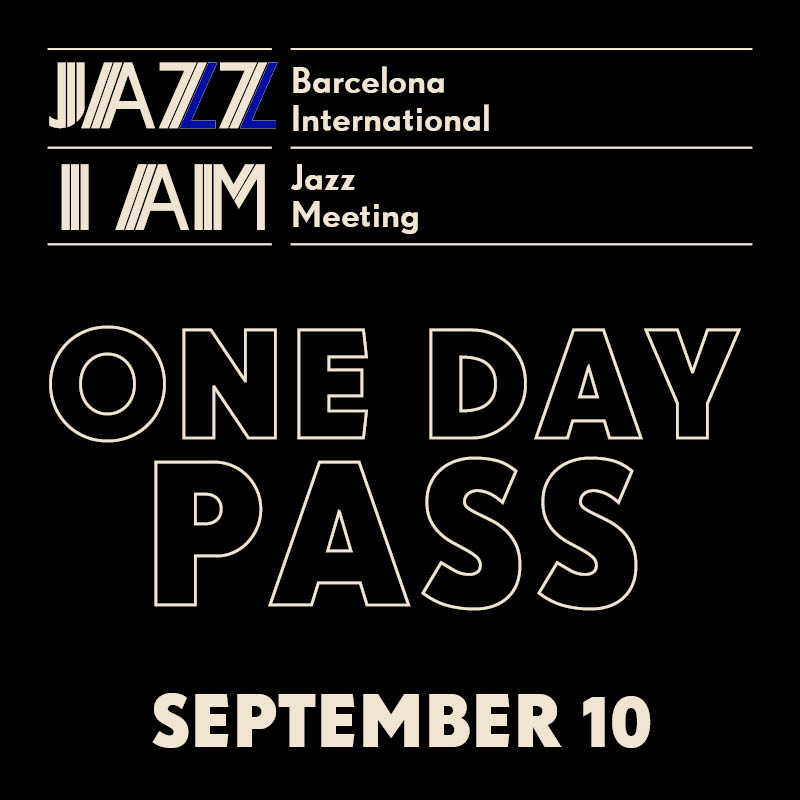 ONE DAY PASS This pass is individual and allows you free access to all activities onSEPTEMBER 10